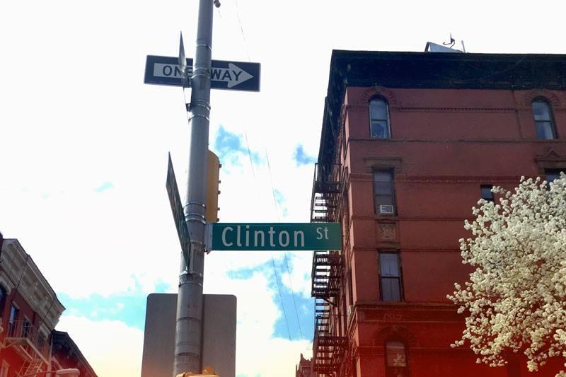 ClintonStreet