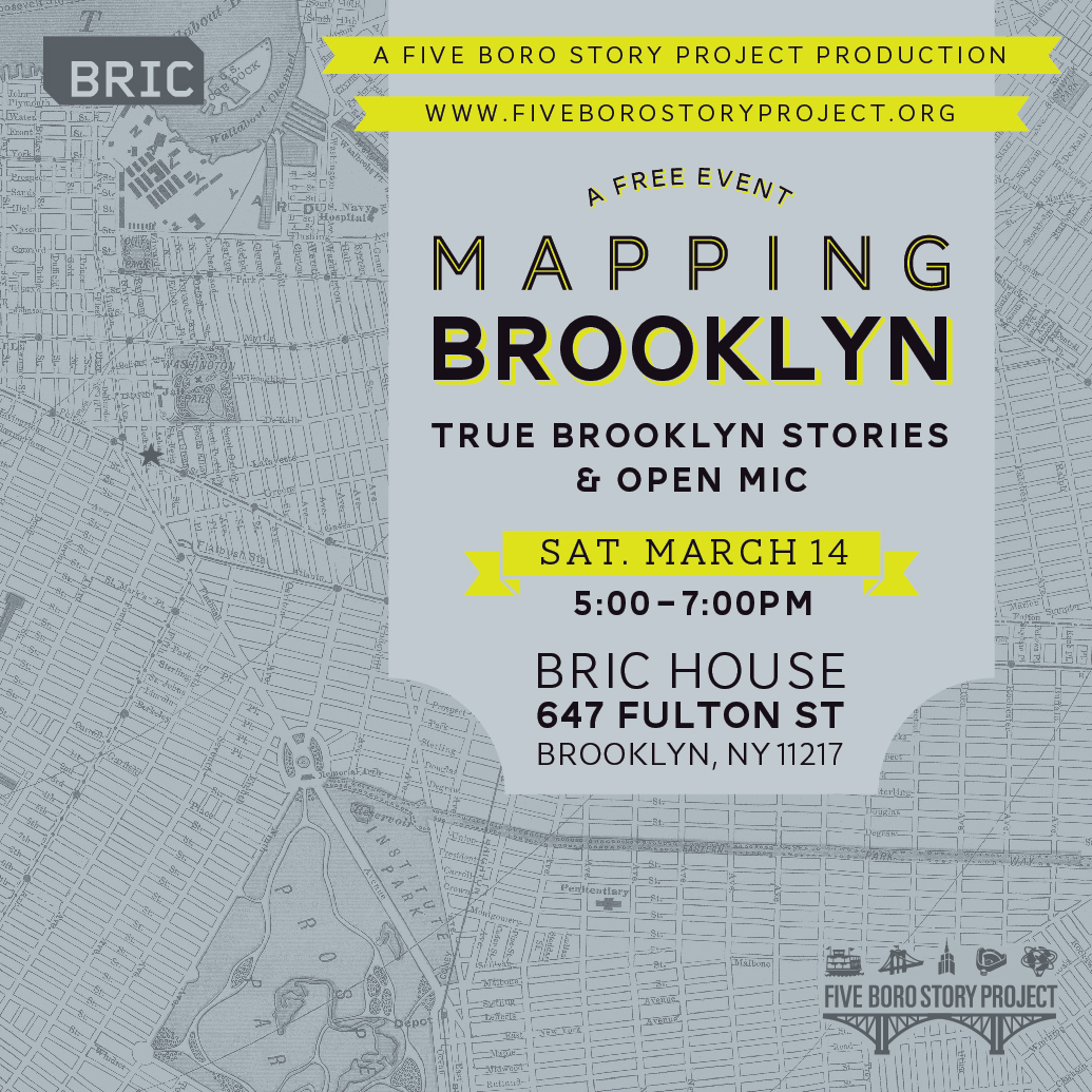 Mapping Brooklyn Flyer-Final