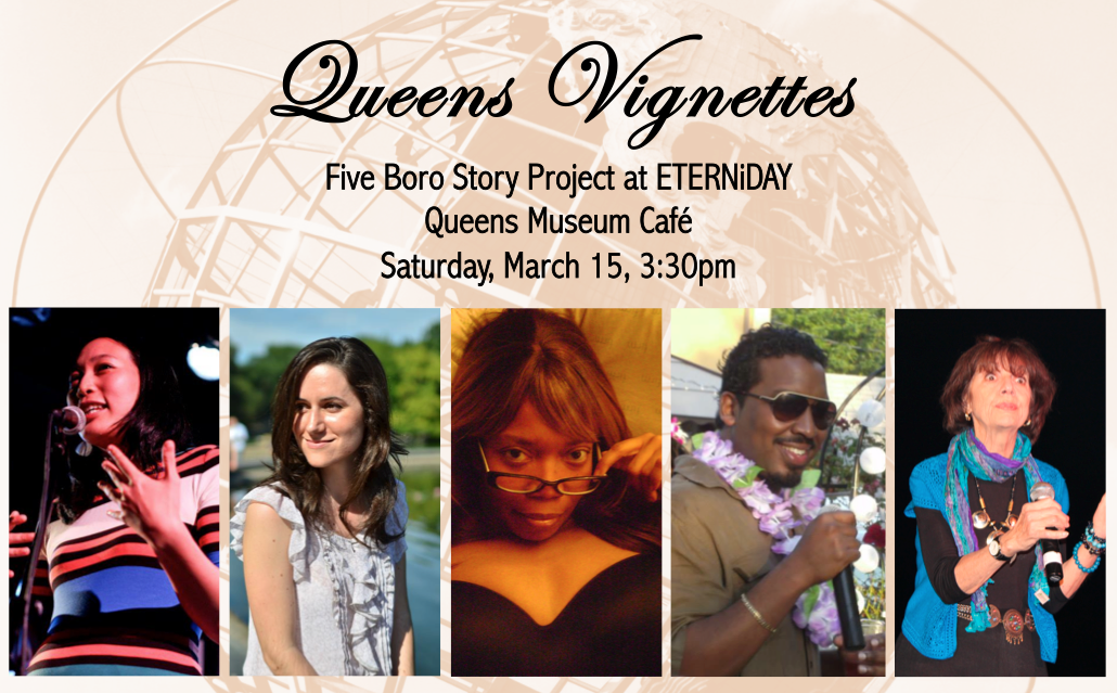 Queens Vignettes Flyer