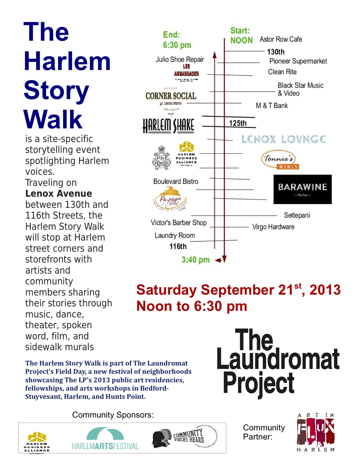 HarlemStoryWalkFlyer